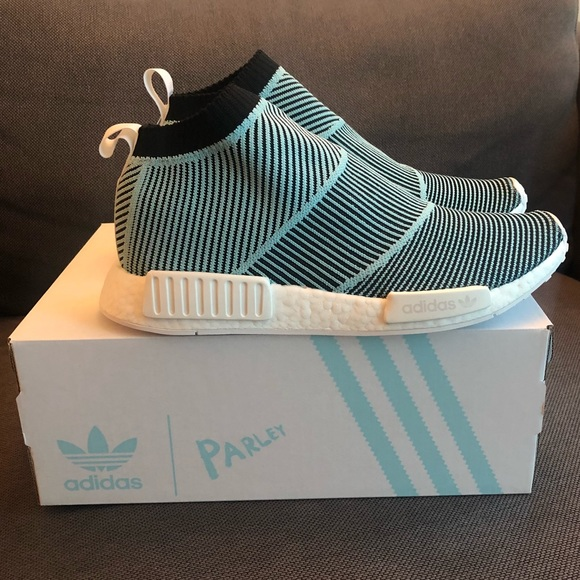 032e533eda6f9 NEW Adidas x Parley NMD City Socks